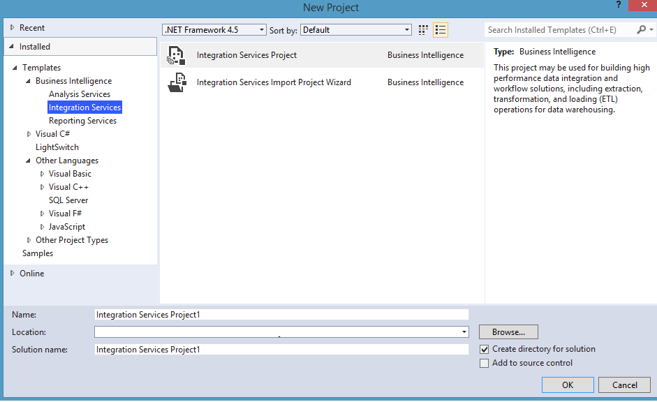 Data Migration/System Integration using SSIS (Salesforce to Dynamics ...