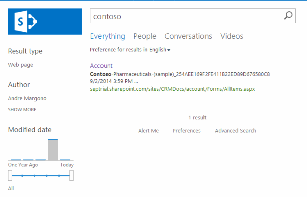 SharePoint_Search