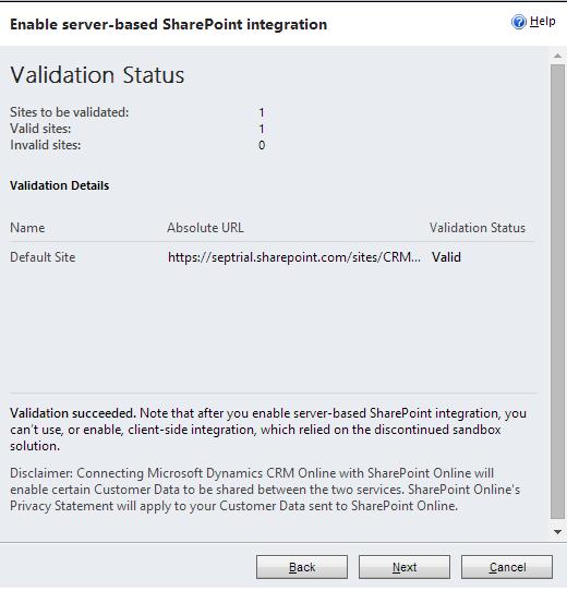 SharePointServerSideValidation