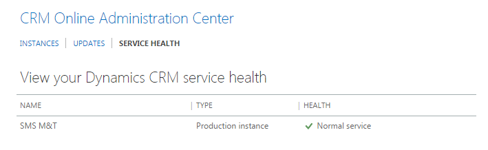 Service_Health